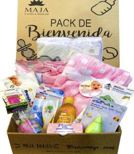 Pack de Bienvenida / o