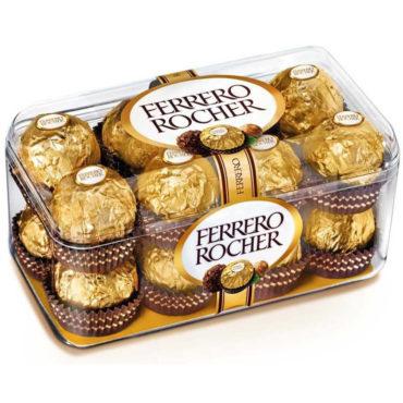 Bombonera  Ferrero Rocher