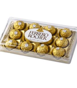 Bombonera 12 Ferrero Rocher